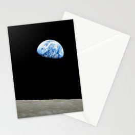Earthrise High Resolution Stationery Cards