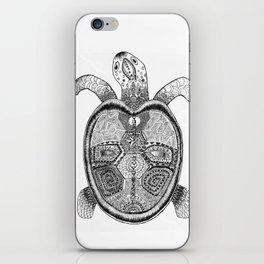 Be yourshellf iPhone Skin