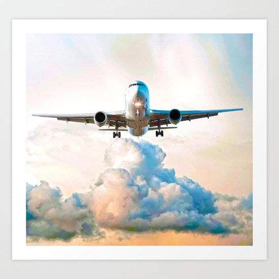 The Miracle of Flight Art Print