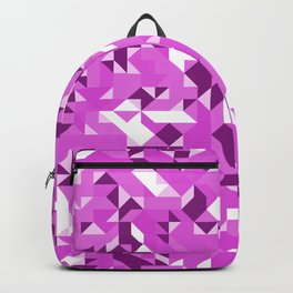 Off-Beat Geometric Shapes V.10 Backpack