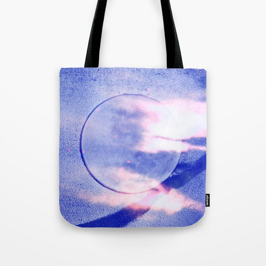 """""""Night Time, My Time"""" by Cap Blackard Tote Bag"""