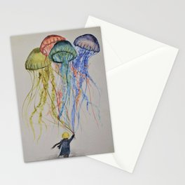 Jellied Dreams Stationery Cards
