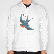 Swallow Flash  Hoody