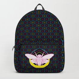 Geometric Cicada Backpack