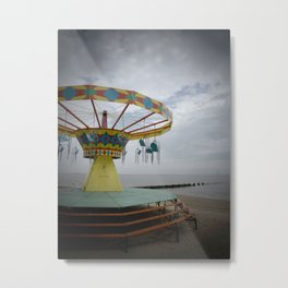 Swings Metal Print