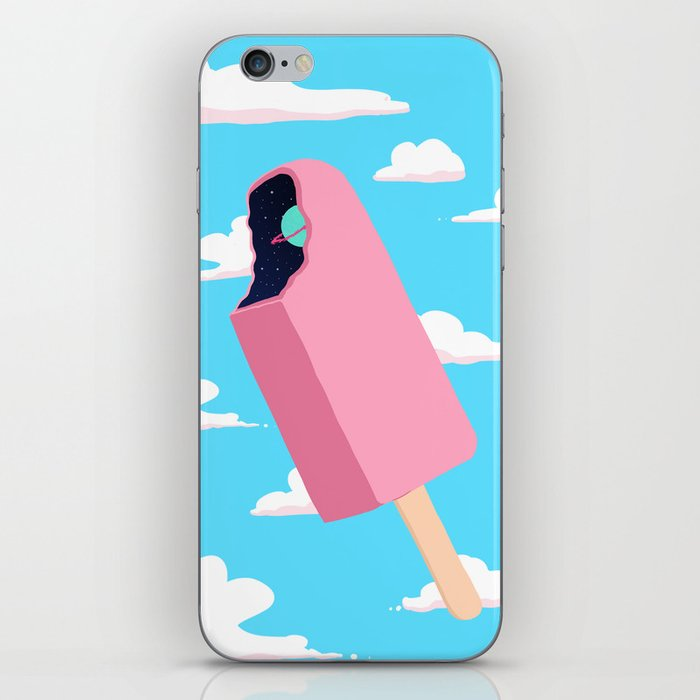 Creamsicle To Another Dimension...  iPhone Skin