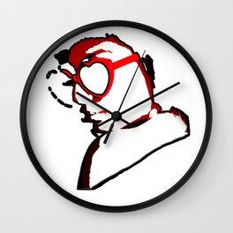 F3mal3s #3 Wall Clock