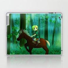 zelda cute Laptop & iPad Skin