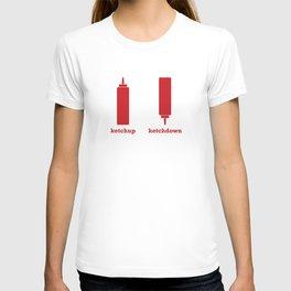Ketchup-Ketchdown T-shirt