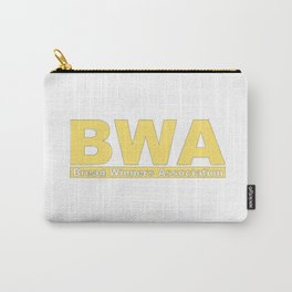 BWA Bread Winners Association Kevin Gates Carry-All Pouch