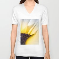 fireworks V-neck T-shirts featuring Fireworks by HappyMelvin