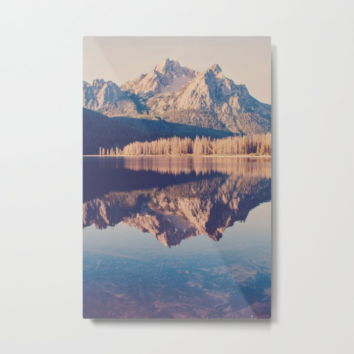 McGown Peak Metal Print
