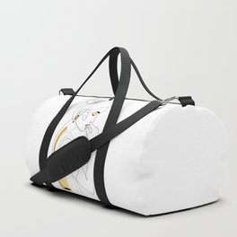 Lemon Girl Duffle Bag