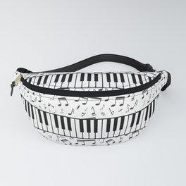 keyboards Fanny Pack