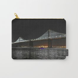 Bay Bridge San Francisco Photography Print Carry-All Pouch