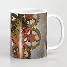 Industrial Rust Coffee Mug