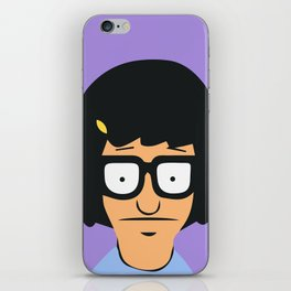 Tina Belcher iPhone Skin
