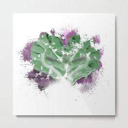 Heart Thing 79 Metal Print