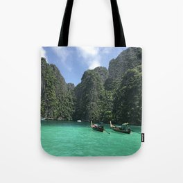 Phi Phi Islands Tote Bag
