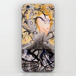 Flowering of the Cosmos iPhone Skin