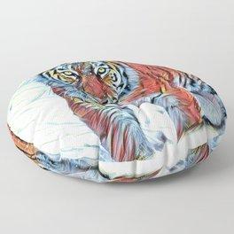 Fierce Floor Pillow