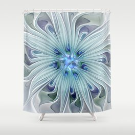 Another Floral Beauty Shower Curtain