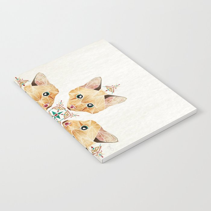 kitten Notebook
