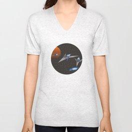 Starwing / Starfox Unisex V-Neck