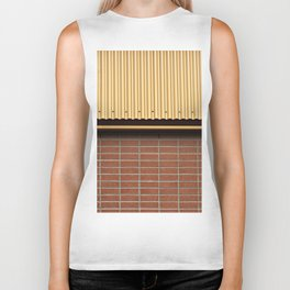 Brick and Metal Biker Tank