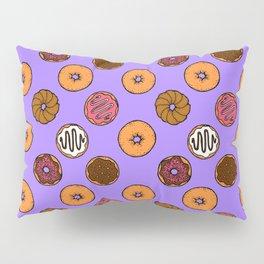 Donut Doodles Pillow Sham