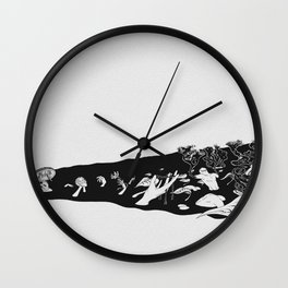 Are We The Waitting Wall Clock