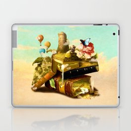 To Lands Away Laptop & iPad Skin