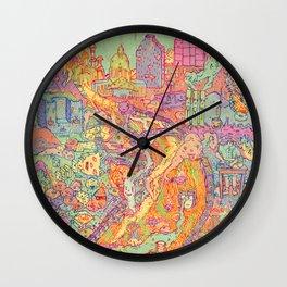 Providence Wall Clock