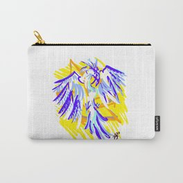 Blue Phoenix Carry-All Pouch