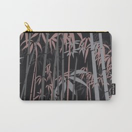 Bamboo X Carry-All Pouch