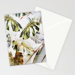 Vintage Tropica Stationery Cards