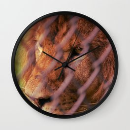 the imprisoned king Wall Clock