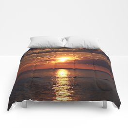 Nature's Beauty Unleashed Comforters