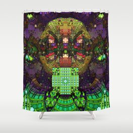 Headspace PH2 Shower Curtain