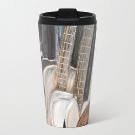 guitar rack Travel Mug