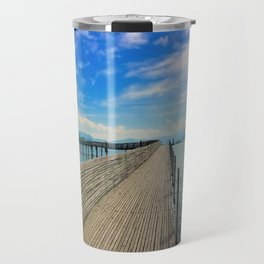 Boardwalk Travel Mug