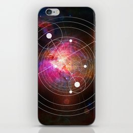 Taking a fresh approach without preconceptions iPhone Skin