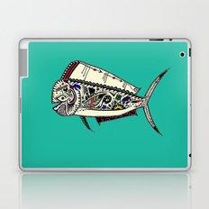 Mahi Mahi color Laptop & iPad Skin