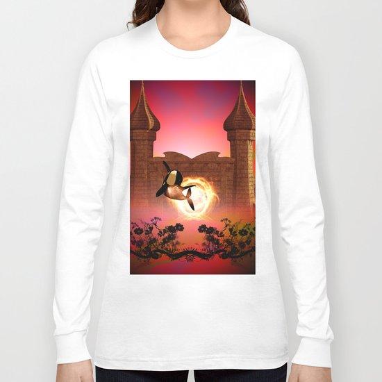 Orca Long Sleeve T-shirt