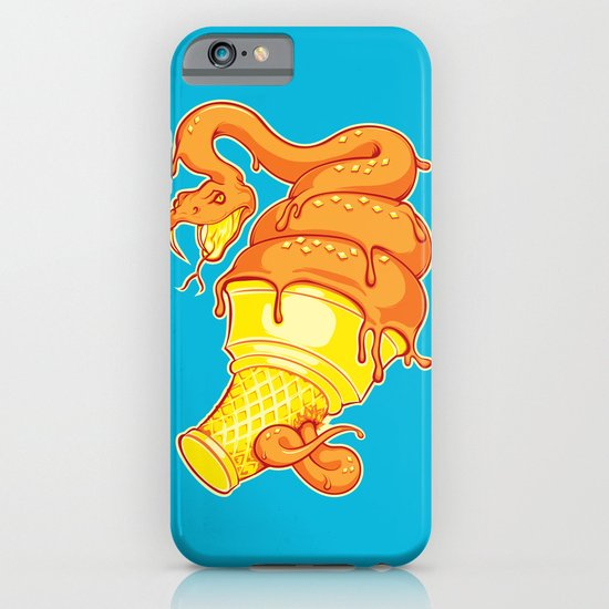 Snake Cone iPhone & iPod Case
