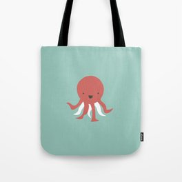 Squid and Dance Tote Bag