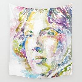 Oscar Wilde Wall Tapestry
