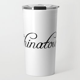 Chinatown Travel Mug