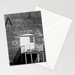 White Door I Stationery Cards