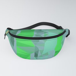 abstract picture  city Fanny Pack